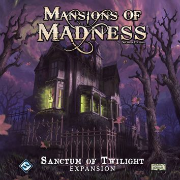 Mansions of Madness - 2nd Edition - Sanctum of Twilight Expansion