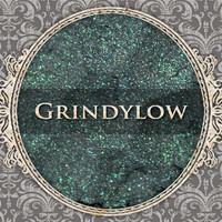 GRINDYLOW Mineral Eyeshadow: 5g Sifter Jar, Teal Green with Green Duochrome, VEGAN Cosmetics, Shimmer Eye Shadow