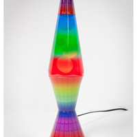 Rainbow Lava Lamp 32 oz.