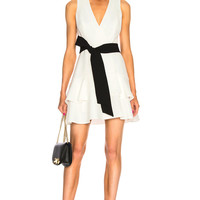 Alexis Olena Dress in White | FWRD