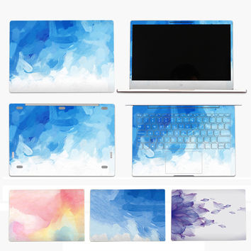 Colorful Painted Laptop Protecter Sticker Skin For Xiaomi Air 12.5 13.3 inch Laptop Notebook Skin Computer Stickers Cover
