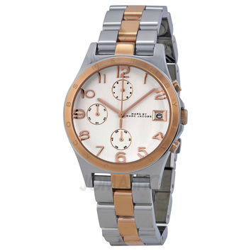 Marc Jacobs Henry Mens Chronograph Quartz Watch MBM3070