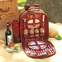 Kensington Picnic Backpack - For the Traveler - Gifts by Interest - Gifts - PoshLiving
