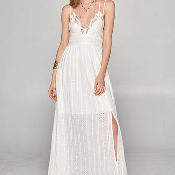 Only For You Maxi Dress
