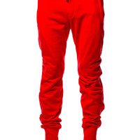 Y-3 M CL FT Cuff Pant Roundel Red