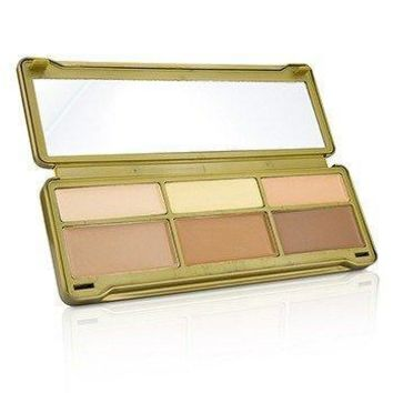 Creme Contouring Palette (3x Contouring Powder, 3x Highlighting Powder) - 20g/0.67oz