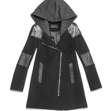 Andrew Marc - Corey - Wool Coat