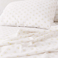 Ditsy Daisy Sheet Set | Urban Outfitters