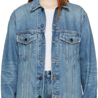 Blue Denim Daze Jacket
