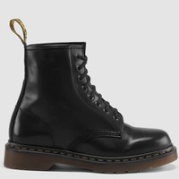 Dr Martens 1460 Boot BLACK MILLED SMOOTH - Doc Martens Boots and Shoes