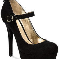 Material Girl Koko Mary Jane Platform Pumps, Only at Macy's | macys.com