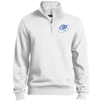 Ocean Blue OBX Lyfe 1/4 Zip Sweatshirt in 9 Colors