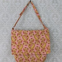 ||| GORGEOUS! ||| Pink Paisley ||| HANDMADE ||| Padded Laptop Computer Tote*Bag