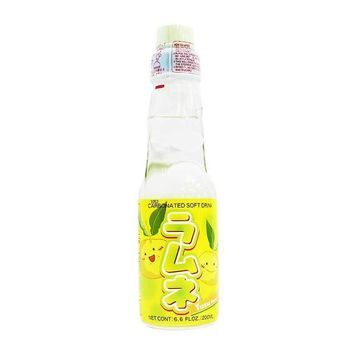 Ramune Yuzu Soda, 6.6 fl oz (200 ml)