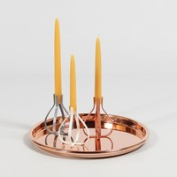 Clip Candle Holder