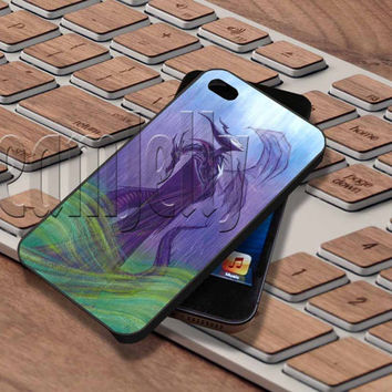 Maleficent Cover - iPhone 5/5S/5C/4/4S, Samsung Galaxy S3/S4/S5