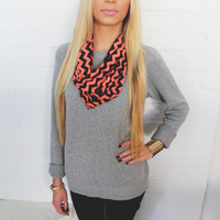 Infinity Scarf -- Adult Size