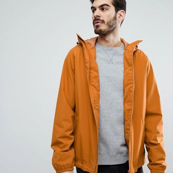 Barbour Irvine Waterproof Jacket in Orange at asos.com