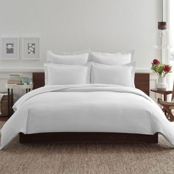 Real Simple® Clip N Zip Pillow Sham in White