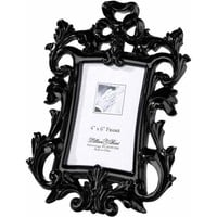 Black Scroll Frame, 4 x 6 - Walmart.com