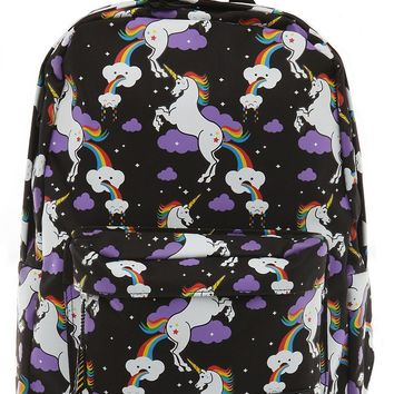Loungefly Unicorn Cloud Backpack - 173560