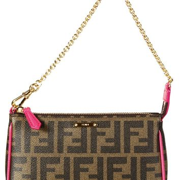 Best price on the market: Fendi Fendi Logo Mini Bag