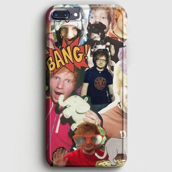 Ed Sheeran Cartoon iPhone 7 Plus Case