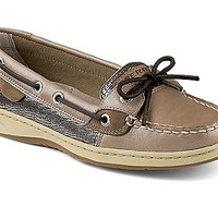 Angelfish Metallic Slip-On Boat Shoe