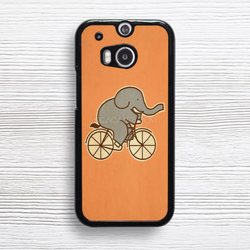Elephant Cycle HTC case, iPhone 4s 5s 5c 6s Plus Cases, Samsung Case,iPod Touch 4 5 6 case, Sony Xperia case, LG case, Nexus case, iPad case