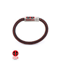 The Marvel Deadpool Bracelet - Black