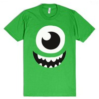 Monster Mike-Unisex Grass T-Shirt