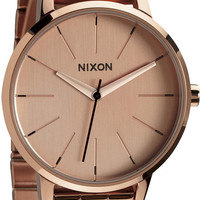 Nixon Kensington Womens Watch - All Rose Gold