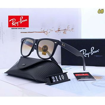 Ray Ban Popular Women Men Casual Summer Sun Shades Eyeglasses Glasses Sunglasses 6#