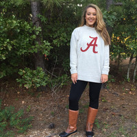 Woolly Threads Collegiate Pullovers