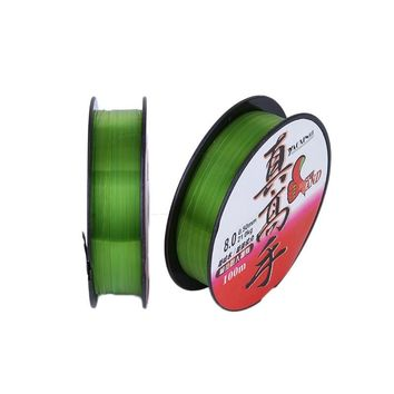 Fishing 100m sea otter line fishing line high cut water nylon high quality  Super tensile toughness outdoor fishing gear