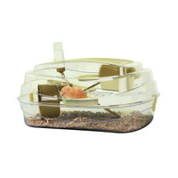 National Geographic™ Exploration Loft Small Animal Home