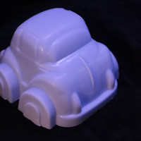 car soap - gift for dad - boy bathroom decor - unique kids soap - race car party - car gift - handmade soap - Pick your Color and Fragrance