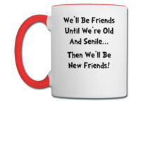 New Friends - Coffee/Tea Mug