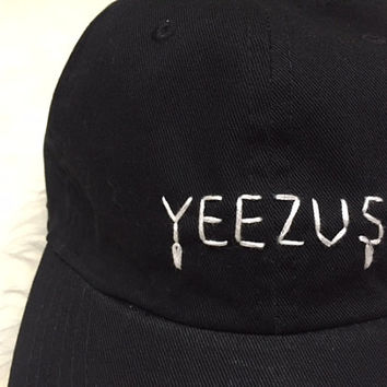 YEEZUS/YEEZY Embroidered Baseball Cap