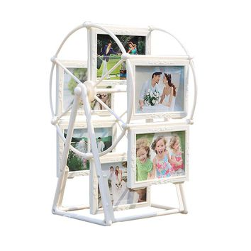 5 inch Windmill Shape Photo Frame