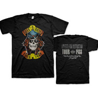 T-shirt Guns N Roses Tour