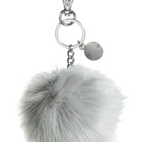 Keyring - Light grey - | H&M GB