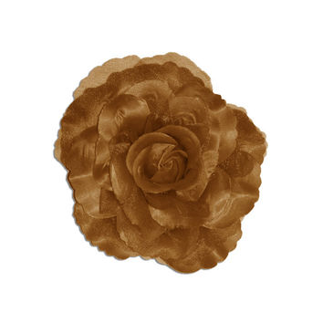 Golden Brown Perfect Pin Up Rose