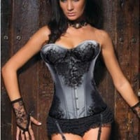 On Sale Cute Hot Deal Sexy Corset Palace Slim Exotic Lingerie [6595911555]