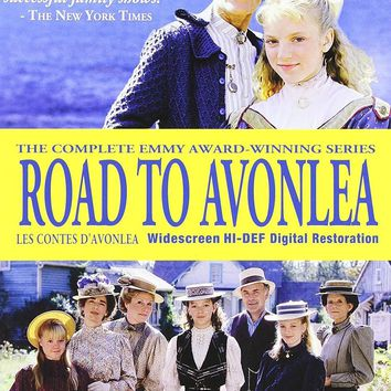 Road to Avonlea Complete Series on DVD
