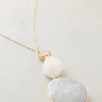 Shades of White Pendant