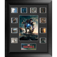 Iron Man 3 Mini Montage Series 3 Framed Film Cell