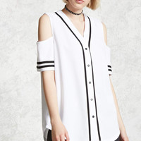 Open-Shoulder Baseball Jersey