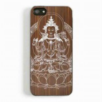 Buddha Mandala for iphone 5 and 5c case