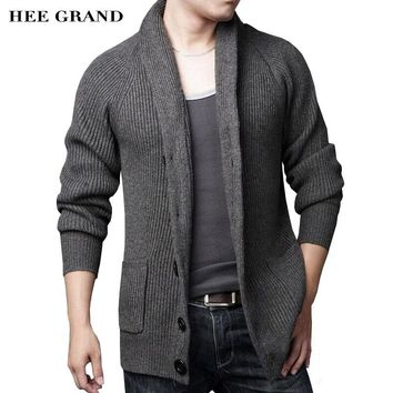Men Casual Sweater Cardigan
